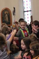Bostonas latviešu skolas bērni. Foto: Edija Banka-Demandta