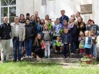 Izdale Paplakas baptistu baznīcā