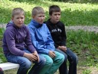 Bārtas-Krūtes jaunie puiši