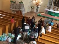 Tērvetes novada izdale Augstkalnes baznīcā