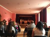Koncerts Vītiņu pagastā, Auces novadā