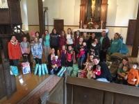 Izdale Zaļenieku luterāņu baznīcā