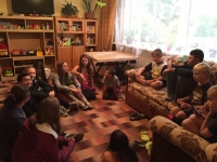 Lejasstrazdu bērnu namā