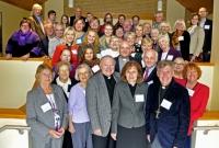 Vidienes apgabala konferences 2013 dalībnieki. Foto: Elmārs Bilsēns